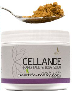 Buy Cellande Hand-Face-Body Scrub