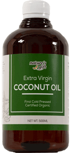 Buy Coconut Oil Organic Extra Virgin