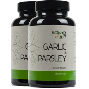 Buy Garlic & Parsley Oil [Twin]
