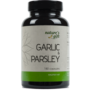Buy Garlic Parsley Oil