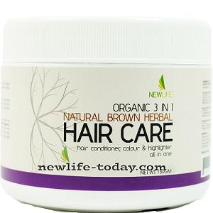 Buy Hair Color 3 in 1 (Natural Brown)