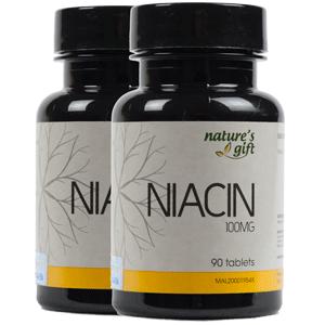 Buy Niacin Vitamin B3 [Twin]
