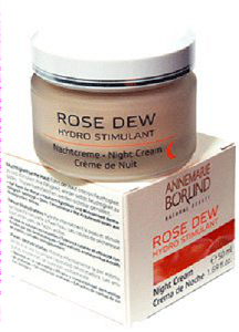 Buy Rose Dew Night Cream