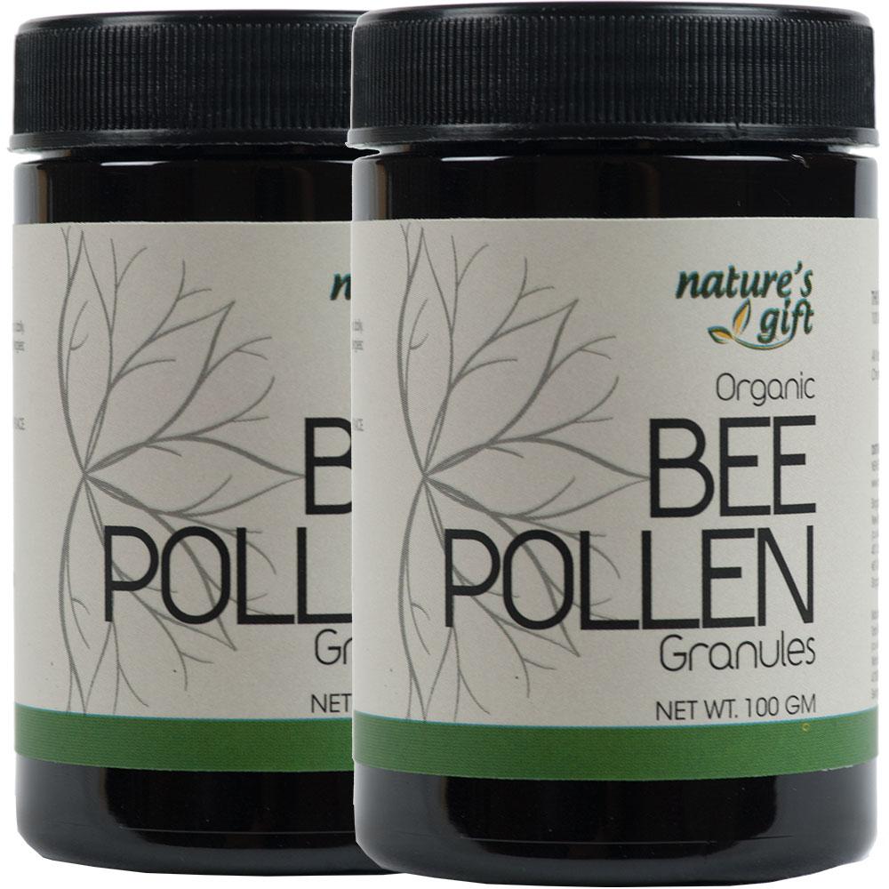 Buy Bee Pollen Granules [Twin Pack]