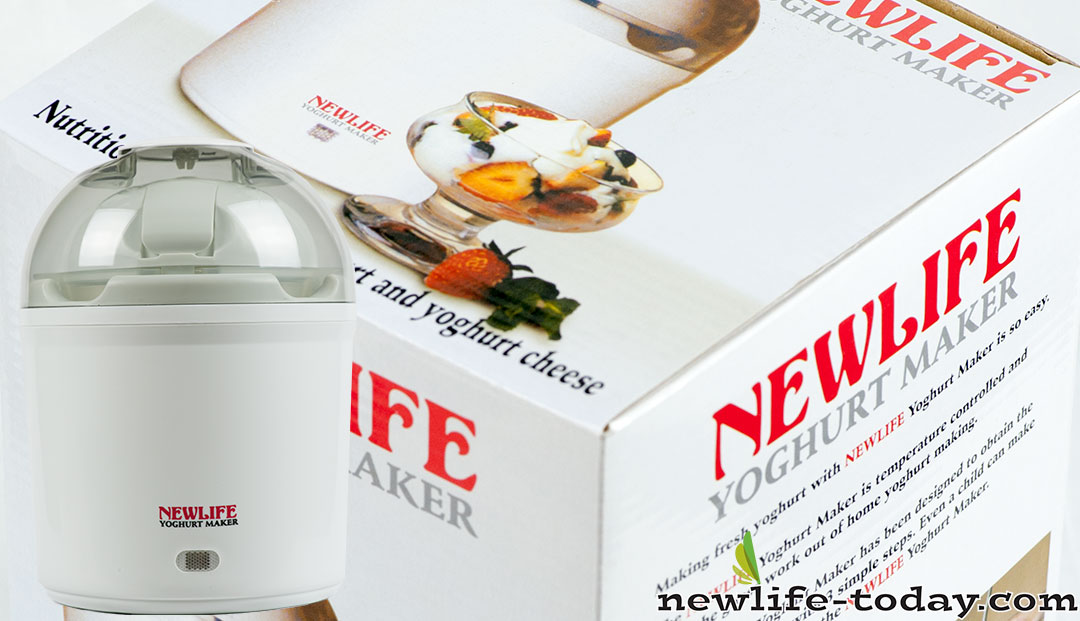 Newlife Yogurt Maker