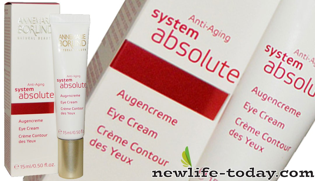 Glycerin found in Anti Aging System Absolute Eye Cream