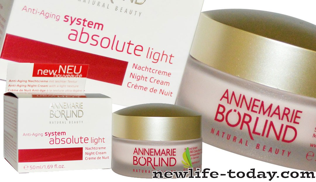 Sorbitol found in Anti Aging System Absolute Night Cream Light
