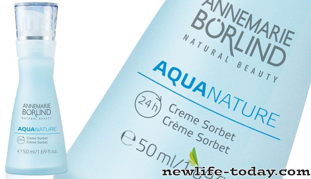 Aquanature Hyaluronate Creme Sorbet