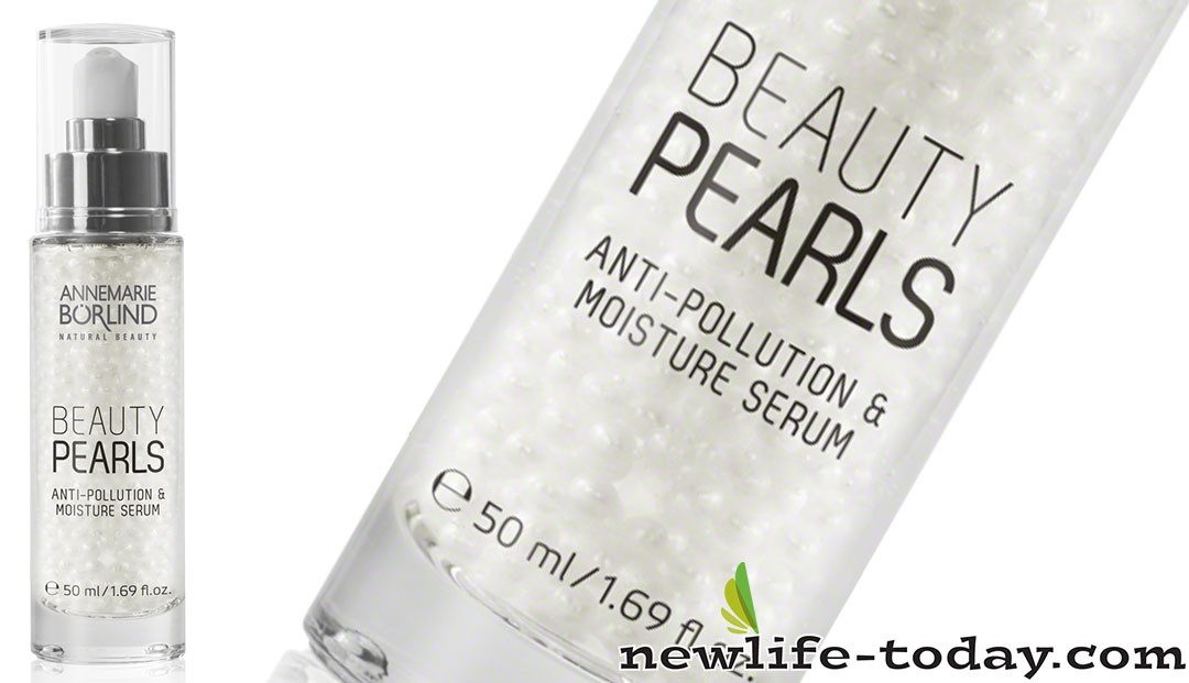 Bran found in Beauty Pearls Anti Pollution & Moisture Serum
