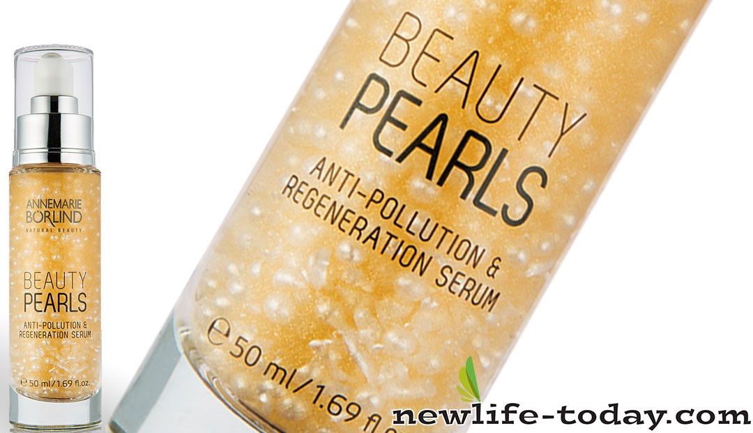 Bran found in Beauty Pearls Anti Pollution & Regeneration Serum