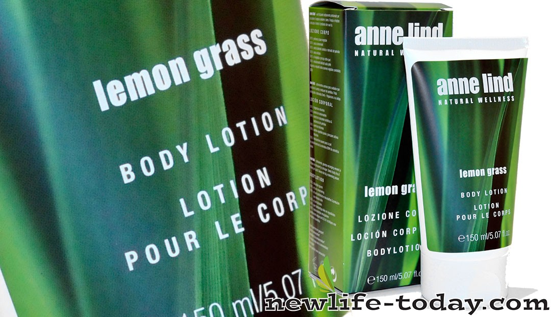 Glycerin found in Body Lotion Lemon Grass