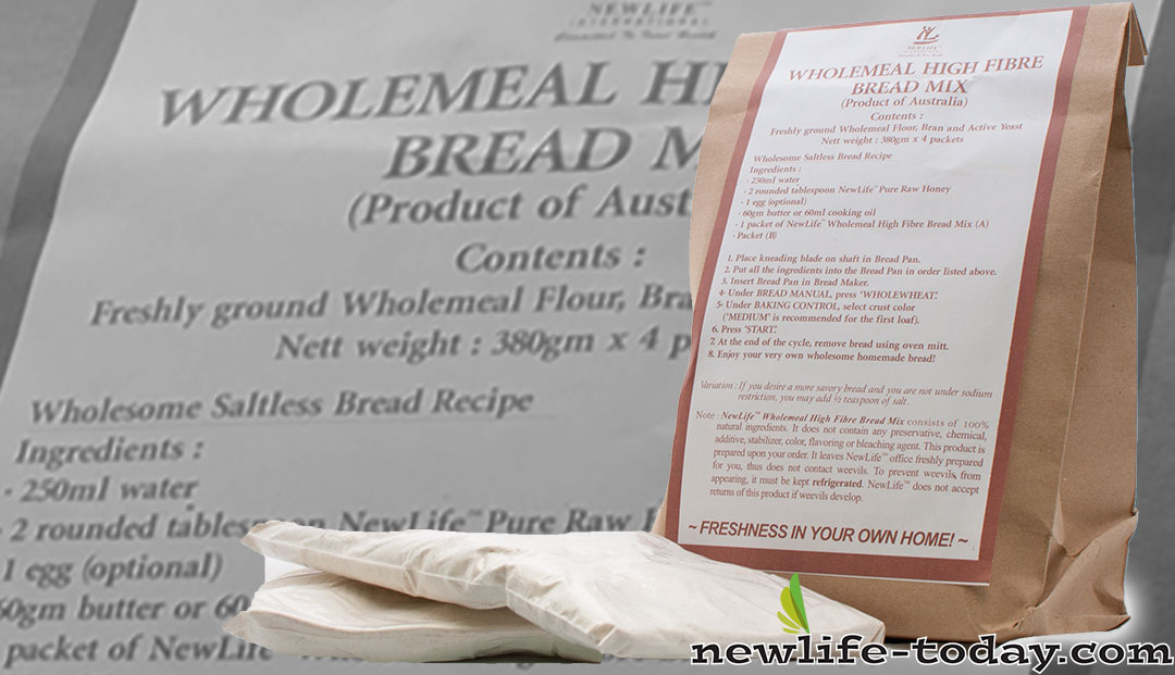 Active Yeast found in Bread Mix