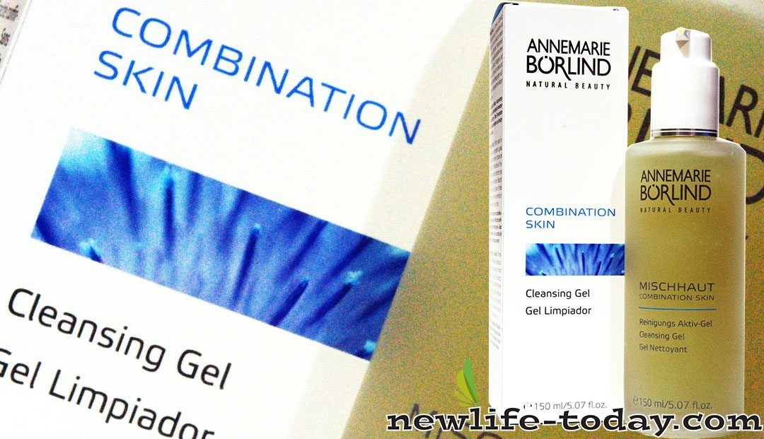 Combination Skin Cleansing Gel