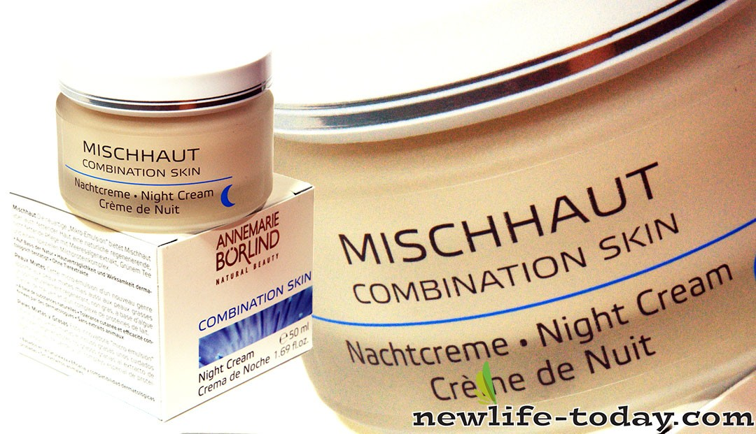 Ascophyllum Nodosum found in Combination Skin Night Cream