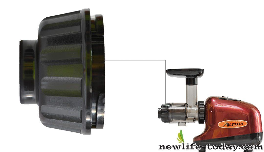 Alpha Juicer DA 900 – Drum Cap