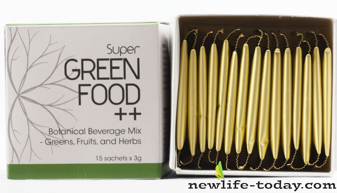 Wheat Grass found in Green Food