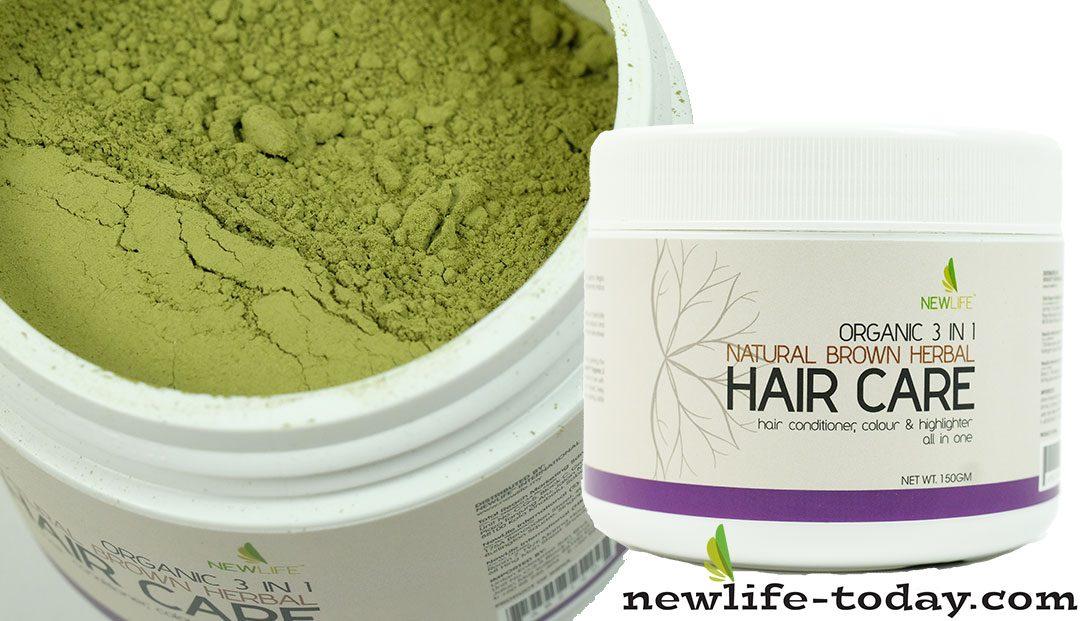 Hair Color (Premix Natural Brown)