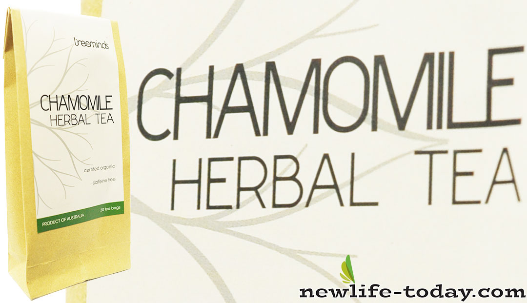 Chamomile found in Herbal Tea Chamomile