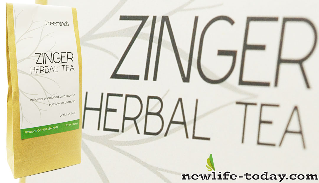 Chamomile found in Herbal Tea Zinger