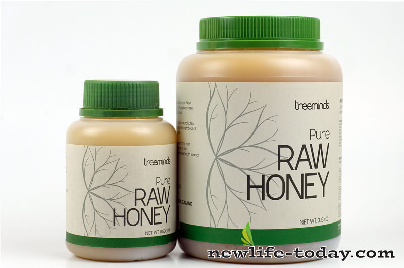 Honey 3.5kg + Honey 850gm [Promo]