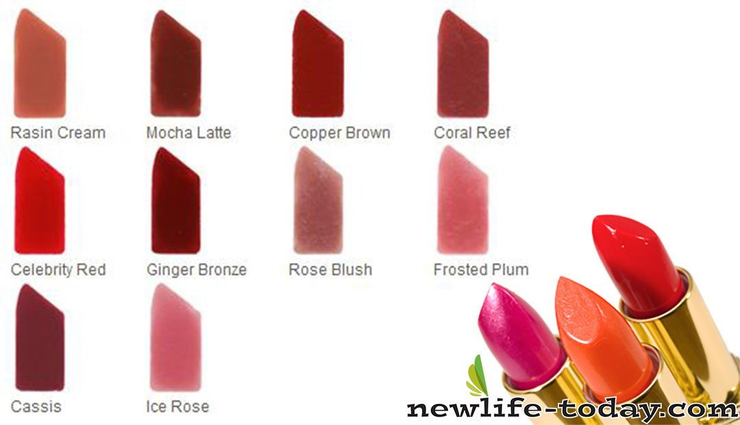 Lip Colour Ice Rose