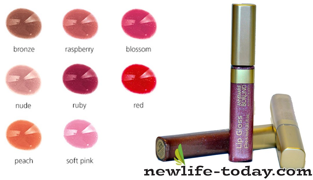 Silica found in Lip Gloss Blossom