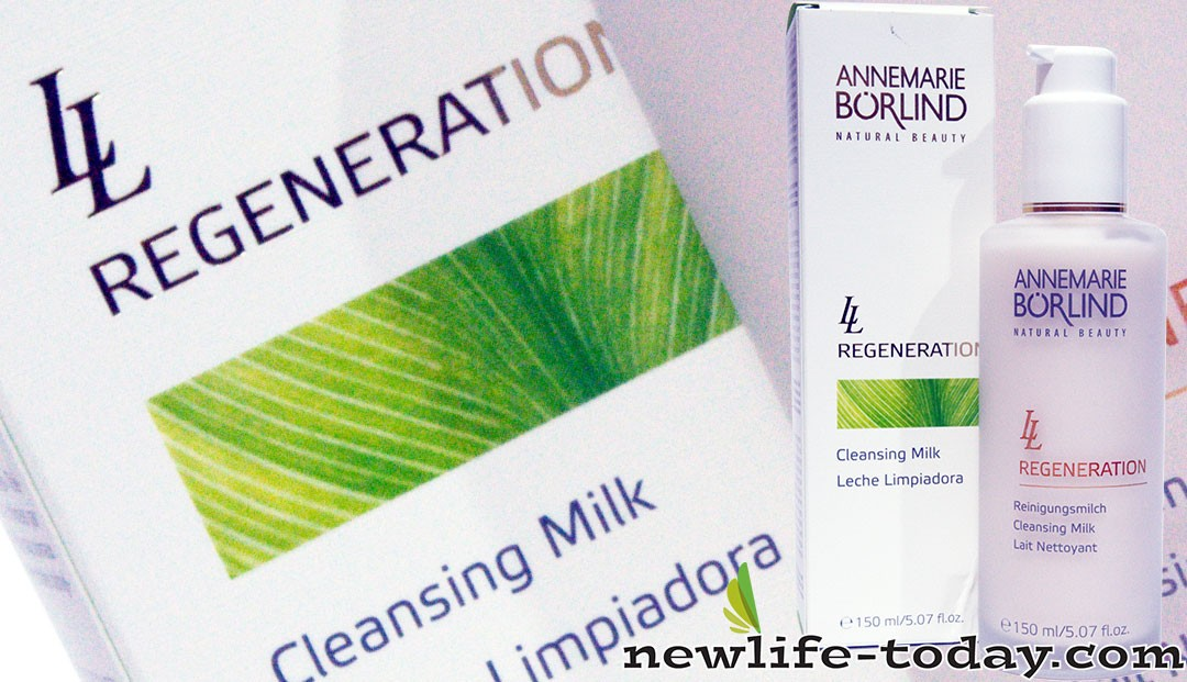 Echinacea Angustifolia found in LL Regeneration System Vitality Gentle Cleansing Milk
