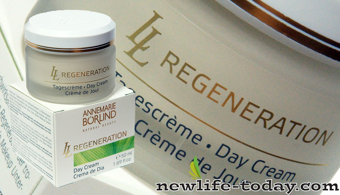 Zinc found in LL Regeneration System Vitality Revitalizing Day Cream