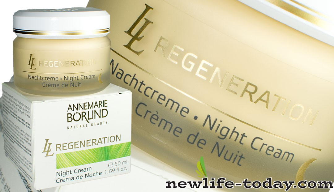 Glycerin found in LL Regeneration System Vitality Revitalizing Night Cream