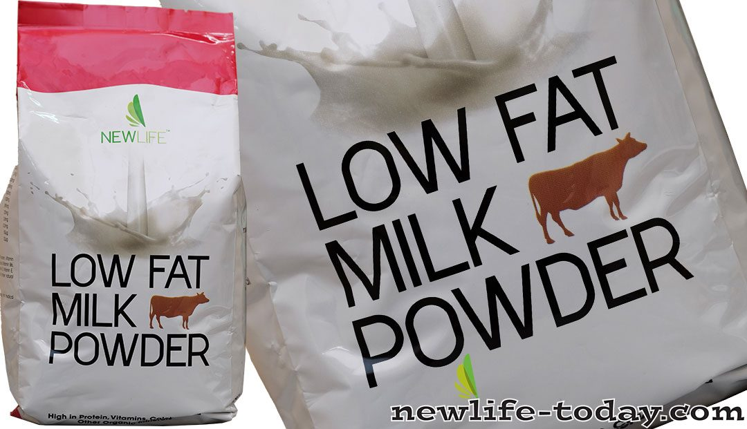 Low Fat Milk Powder