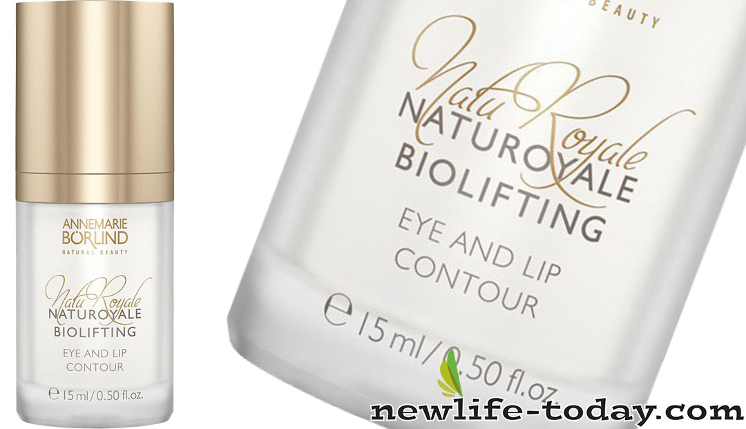 Zinc found in Naturoyale System Biolifting Eye and Lip Care