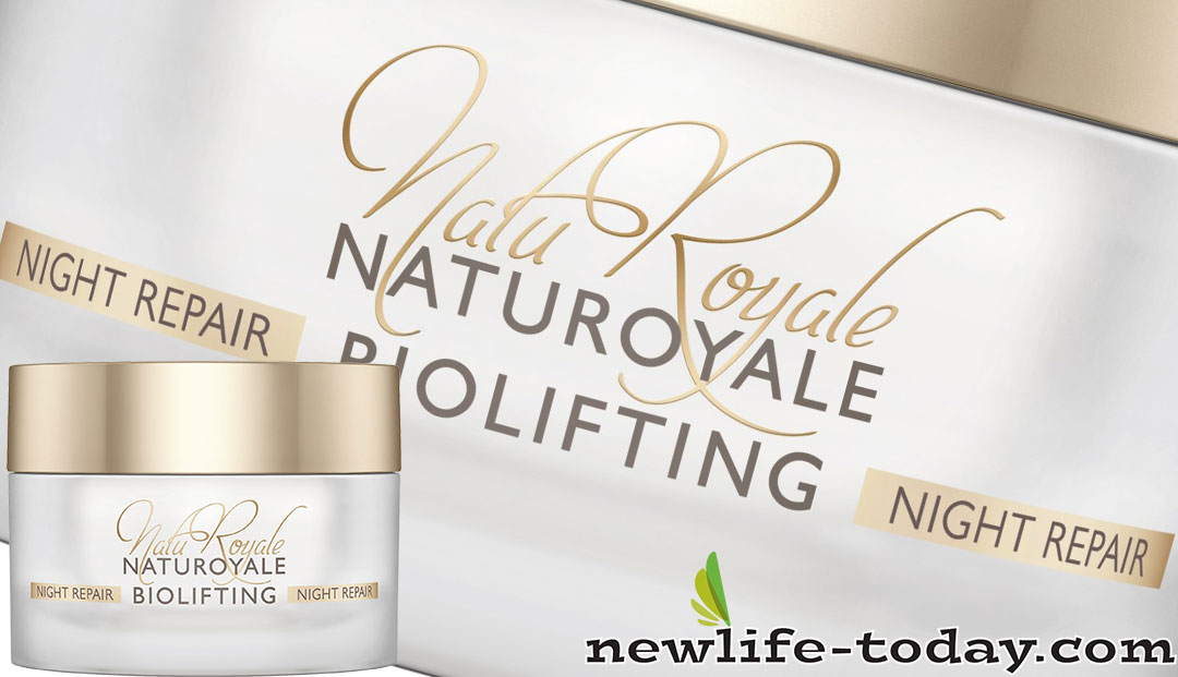 Sorbitol found in Naturoyale System Biolifting Night Cream