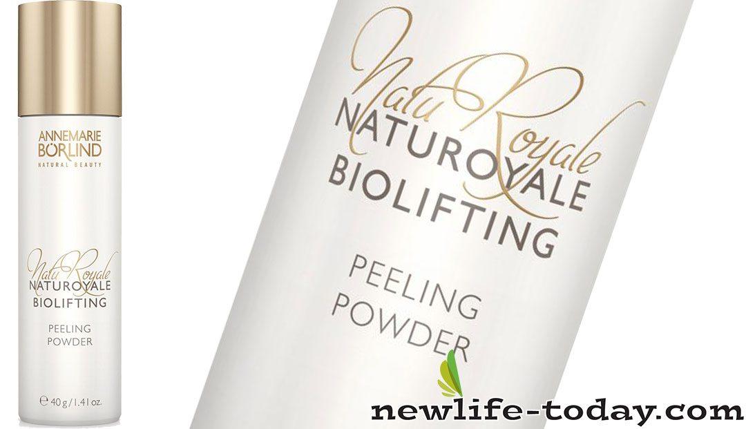 Naturoyale Biolifting Peeling Powder