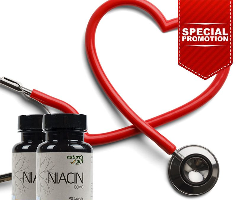 Niacin Vitamin B3 [Twin]
