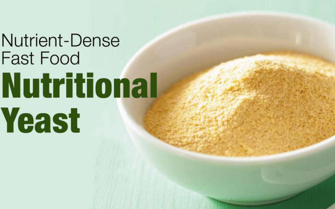 Nutrient-Dense Fast Food Nutritional Yeast