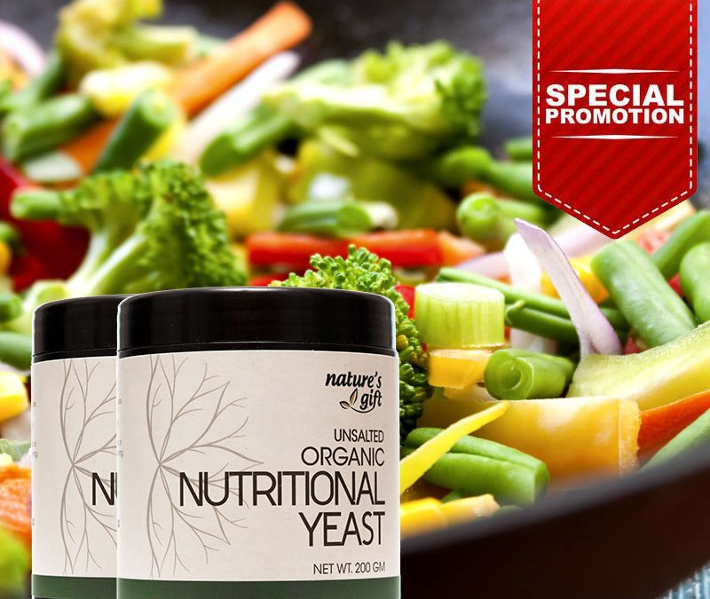 Nutritional Yeast [Promo]