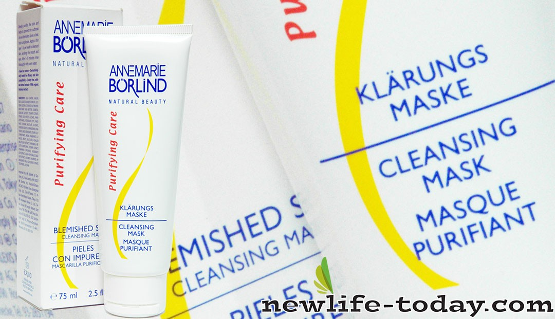 Glycerin found in Purifying Care Cleansing Mask