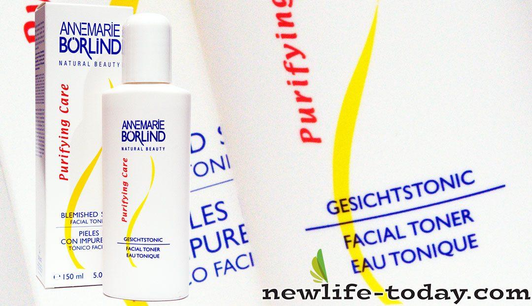 Purifying Care Facial Toner