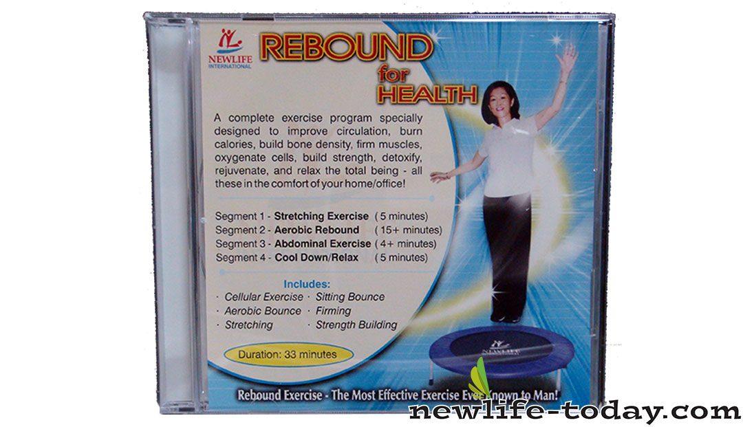 Rebounder Exercise VCD