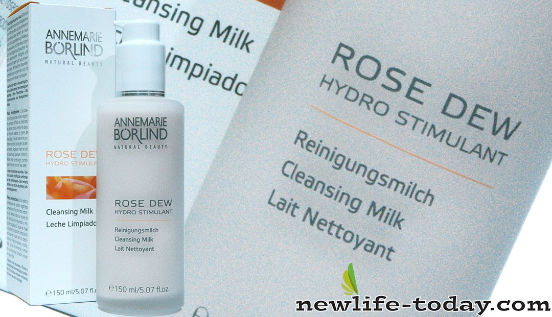 Glycerin found in Rose Dew Cleansing Milk