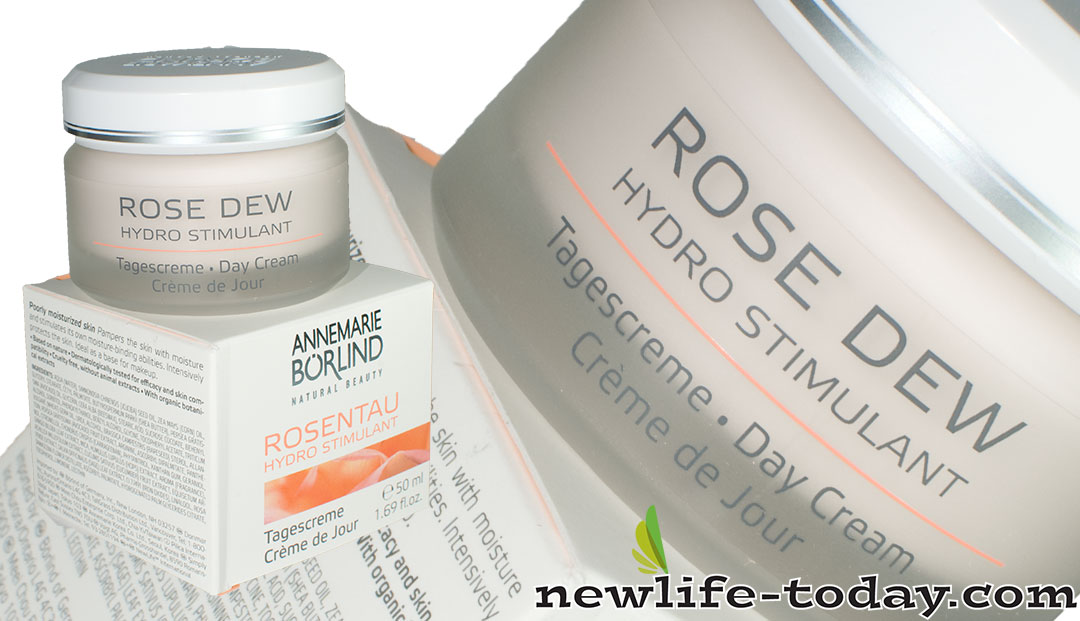 Glycerin found in Rose Dew Day Cream