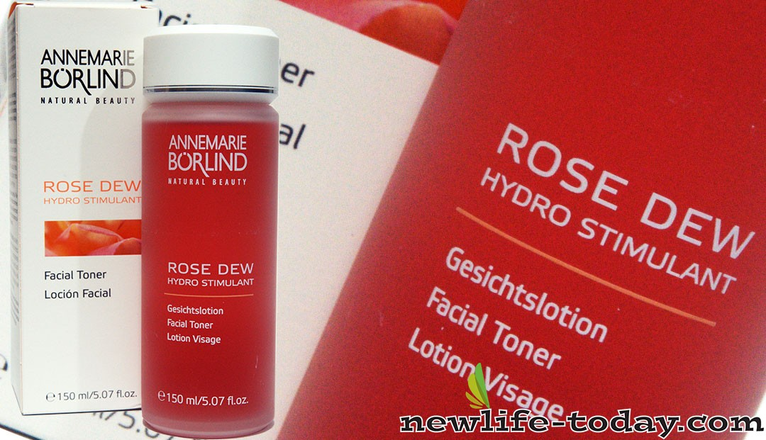 Ginkgo Biloba found in Rose Dew Facial Toner