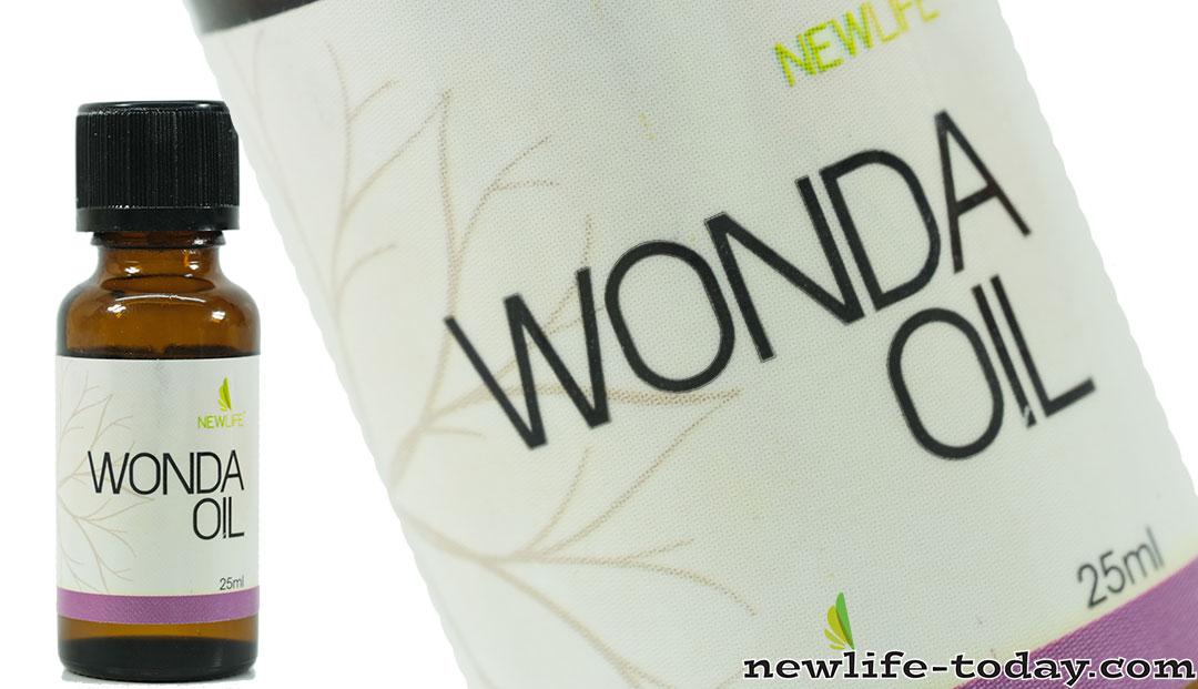 Tea Tree Oil found in Wonda Oil