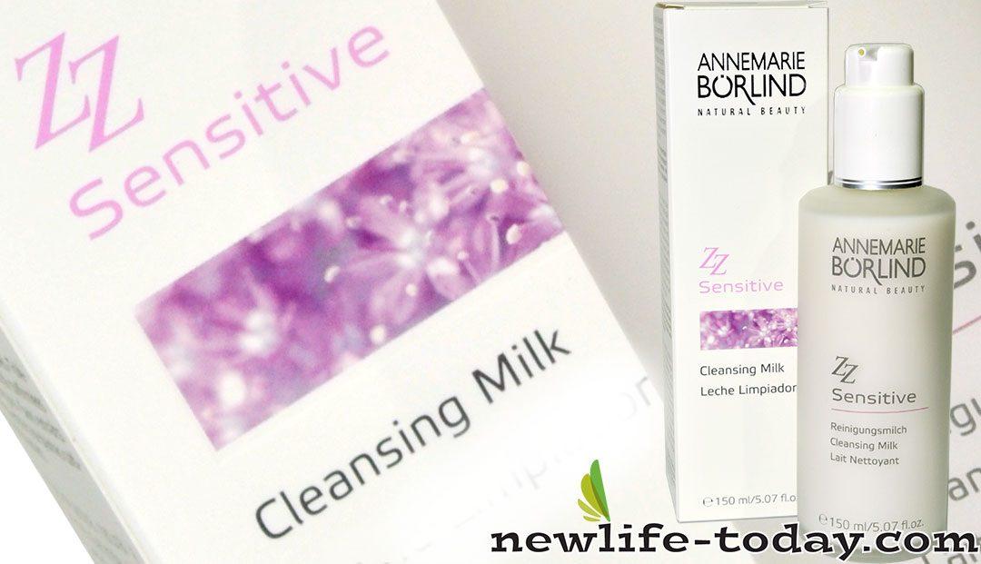 ZZ Sensitive Cleansing Milk