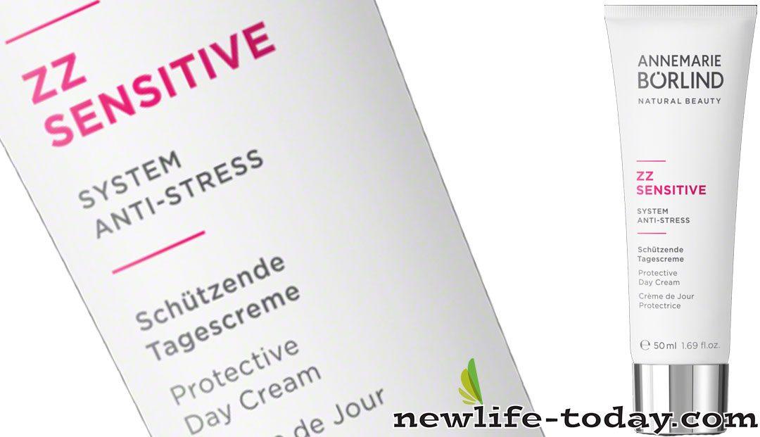 ZZ Sensitive Day Cream Protective