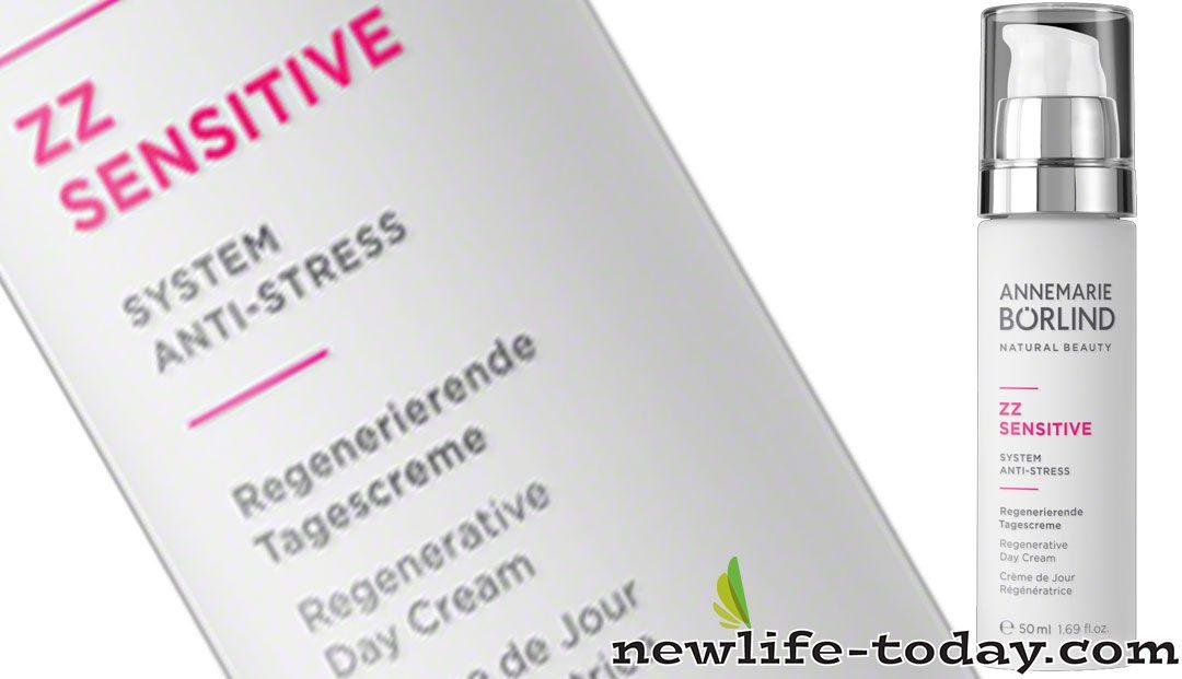 ZZ Sensitive Day Cream Regenerative